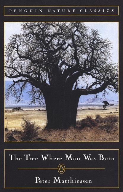 Tree Where Man Was Born. PETER MATTHIESSEN.