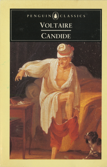 Candide: Or Optimism (Penguin Classics). VOLTAIRE
