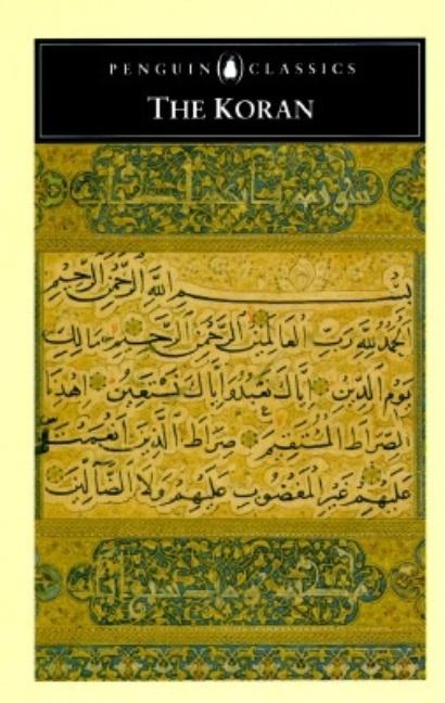 The Koran (Penguin Classics). ANONYMOUS