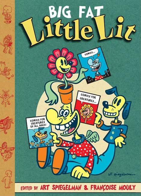 Big Fat Little Lit (Picture Puffin Books