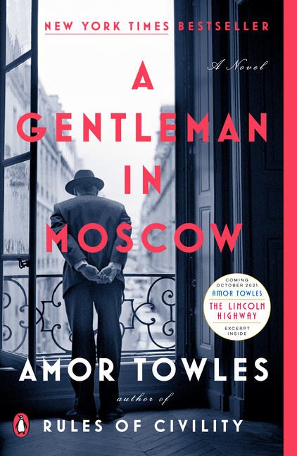 Gentleman in Moscow. Amor Towles