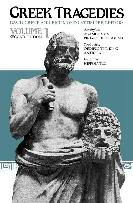Greek Tragedies, Volume 1 (Greek Tragedies
