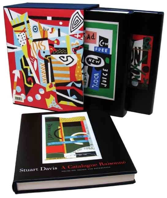 Stuart Davis: A Catalogue Raisonne (Yale Art Gallery) (3 Vol. Set