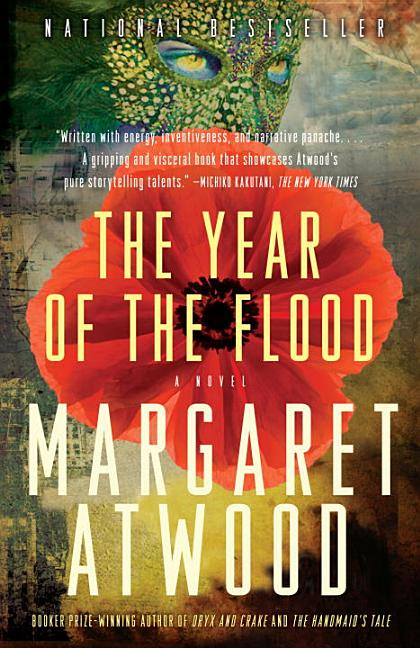The Year of the Flood. Margaret Atwood