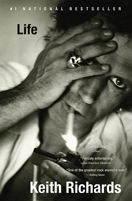 Life. James Fox Keith Richards.