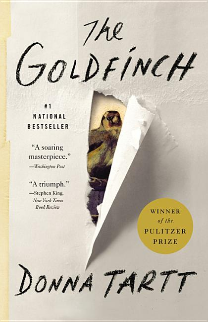 The Goldfinch. Donna Tartt