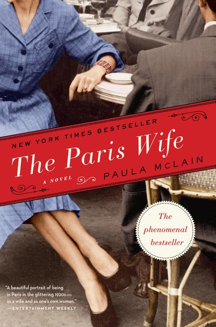 The Paris Wife. Paula McLain.