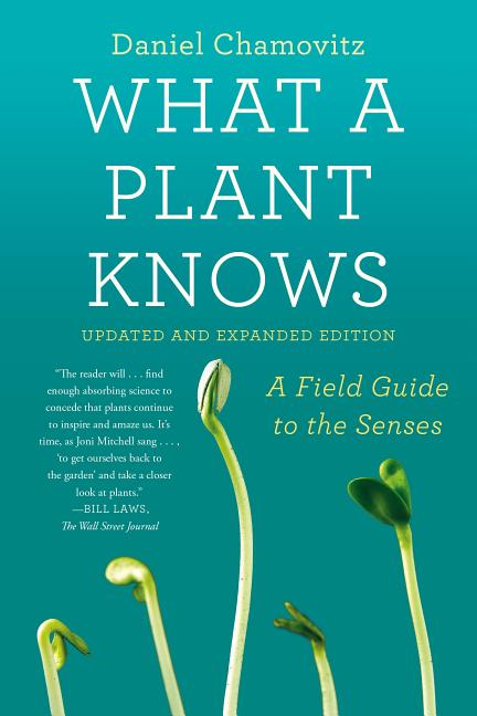 What a Plant Knows. Daniel Chamovitz.