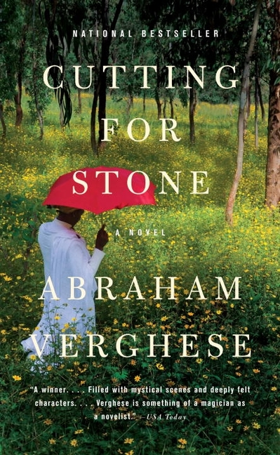 Cutting for Stone (Vintage). ABRAHAM VERGHESE.