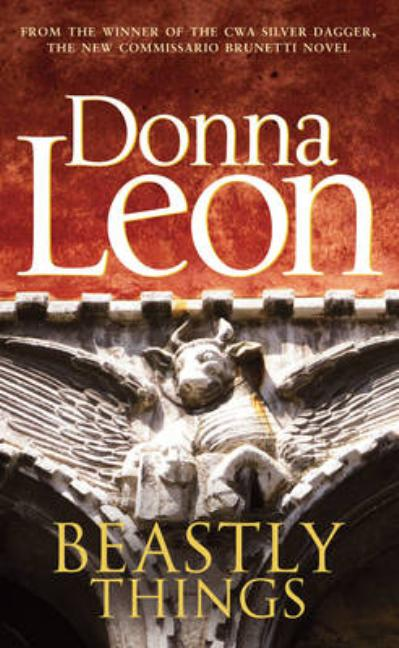 Beastly Things (Brunetti). Donna Leon