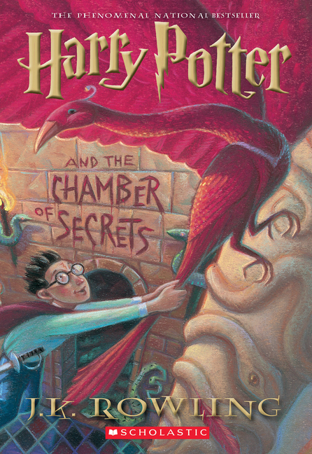 Harry Potter and the Chamber of Secrets (Book 2). J. K. ROWLING