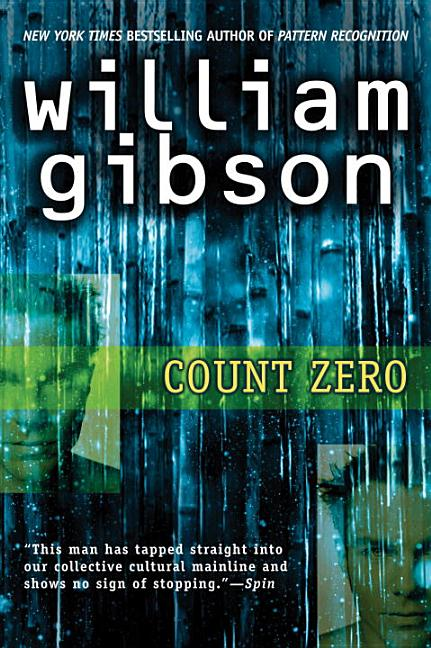 Count Zero. William Gibson