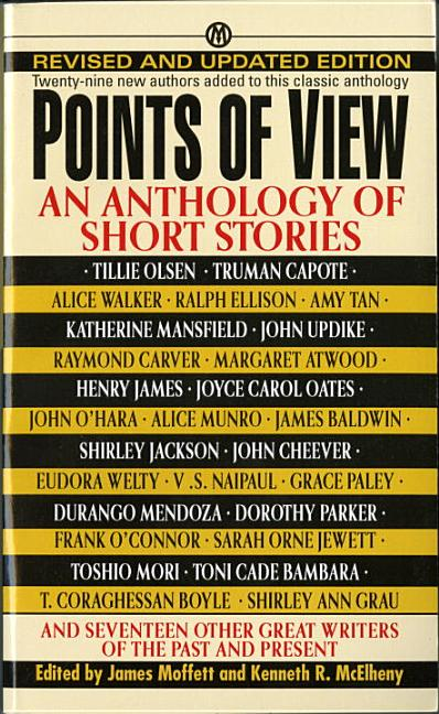 Points of View : An Anthology of Short Stories. JAMES MOFFETT