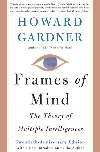 Frames Of Mind: The Theory Of Multiple Intelligences. Howard E. Gardner.