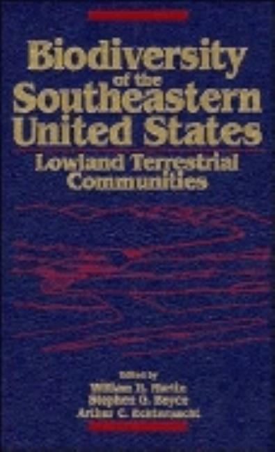 Biodiversity of the Southeastern United States, Lowland Terrestrial Communities (v. 2