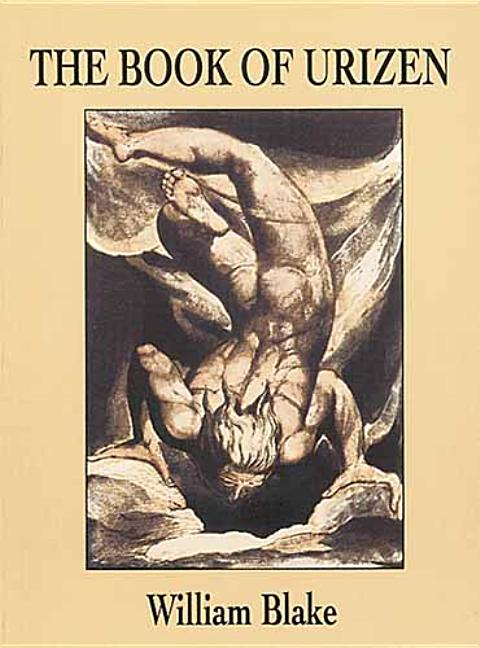 The Book of Urizen: A Facsimile in Full Color. William Blake.