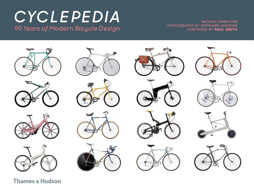 Cyclepedia. Michael Embacher