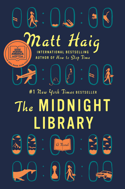Midnight Library. Matt Haig.