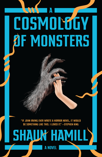 Cosmology of Monsters. Shaun Hamill