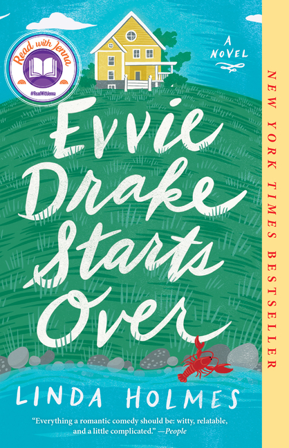 Evvie Drake Starts Over: A Novel. Linda Holmes