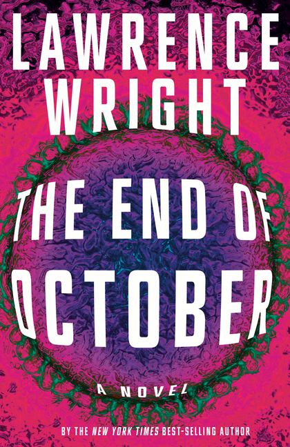 End of October. Lawrence Wright.