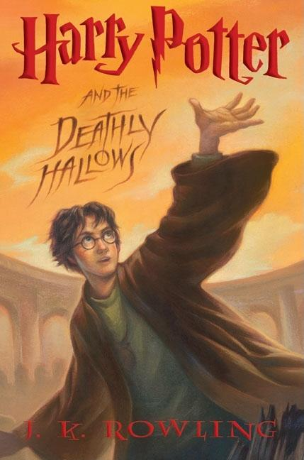 Harry Potter and the Deathly Hallows (Book 7). J. K. ROWLING