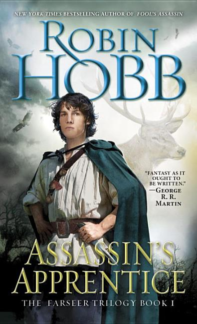 Assassin's Apprentice (The Farseer Trilogy, Book 1). Robin Hobb