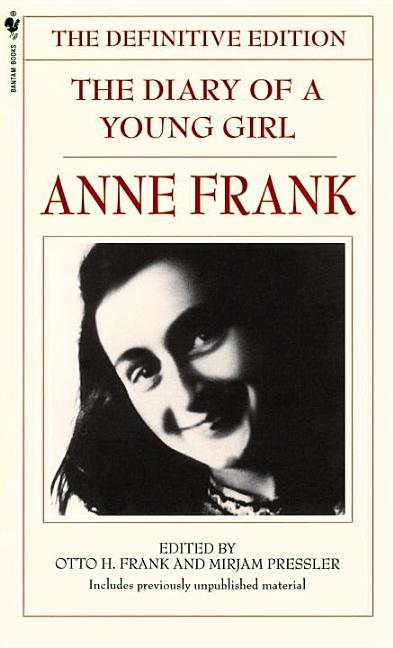 The Diary of a Young Girl: The Definitive Edition. ANNE FRANK