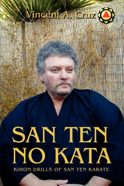 San Ten no Kata: Kihon Drills of San Ten Karate. Vincent Cruz