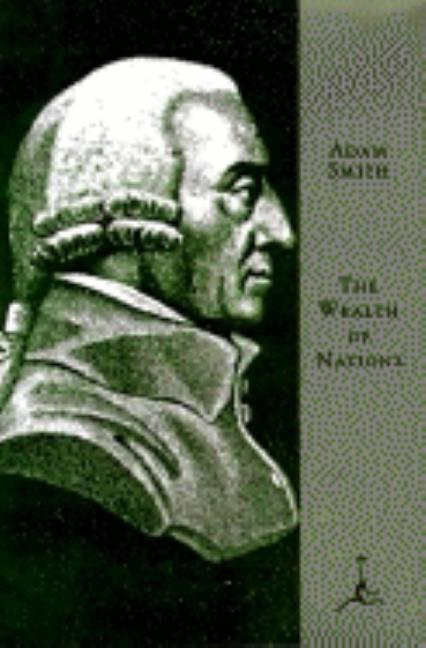 Wealth of Nations. Adam Smith