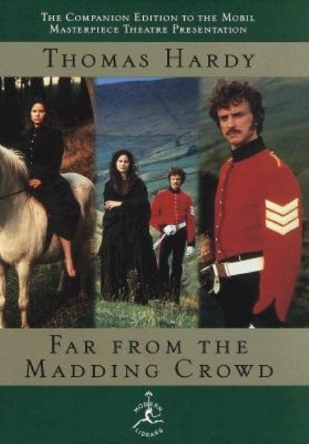 Far from the Madding Crowd (Revised). Thomas Hardy.