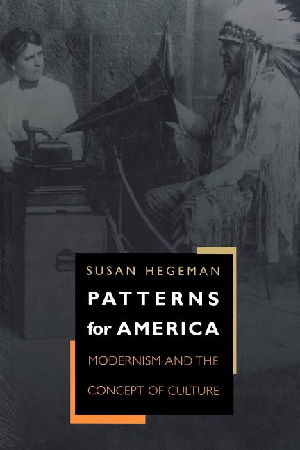 Patterns for America. Susan Hegeman