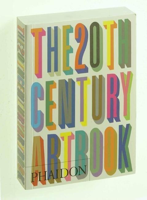 The 20th Century Art Book. of Phaidon Press.