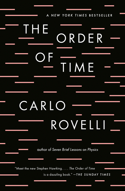 Order of Time. Carlo Rovelli
