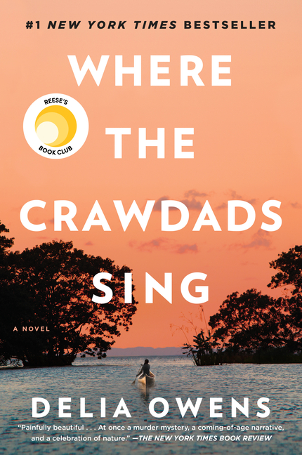 Where the Crawdads Sing. Delia Owens