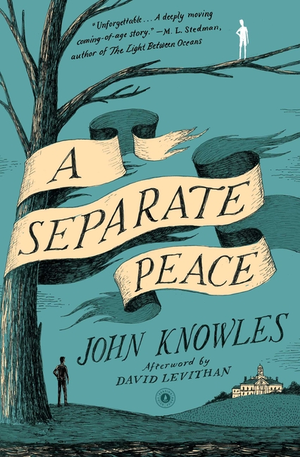 A Separate Peace. JOHN KNOWLES