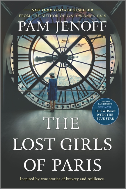 The Lost Girls of Paris. Pam Jenoff.