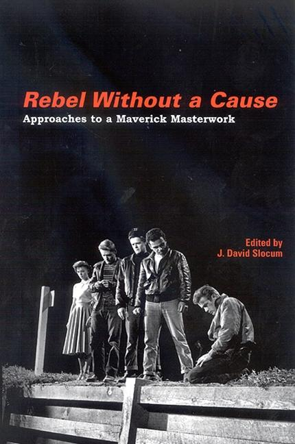 Rebel Without a Cause: Approaches to a Maverick Masterwork (SUNY series, Horizons of Cinema