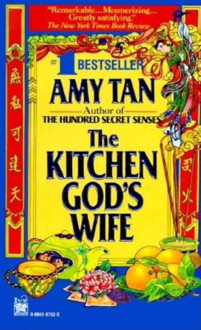Kitchen God's Wife. Amy Tan