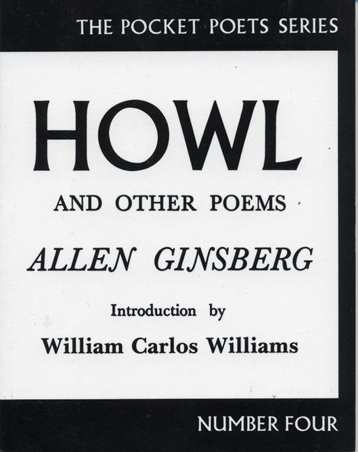 Howl and Other Poems (Pocket Poets). ALLEN GINSBERG.