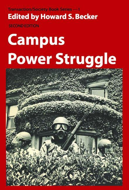 Campus Power Struggle (TA Book-1). Howard S. Becker