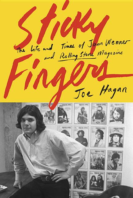 Like a Rolling Stone. Joe Hagan.