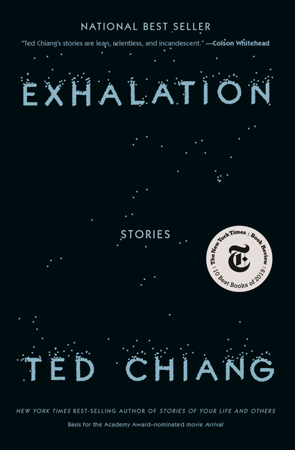 Exhalation. Ted Chiang