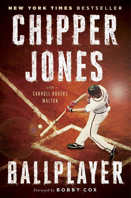 Ballplayer. Carroll R. Walton Chipper Jones.