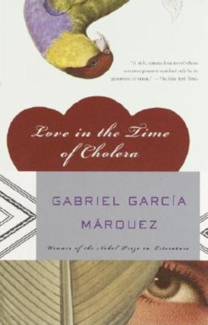 Love in the Time of Cholera (Vintage International). GABRIEL GARCIA MARQUEZ