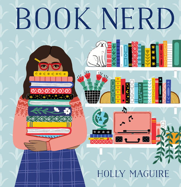 Book Nerd. Holly Maguire.