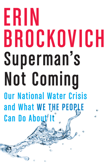 Superman's Not Coming: Our National Water Crisis and What We the People Can Do About It. Erin...