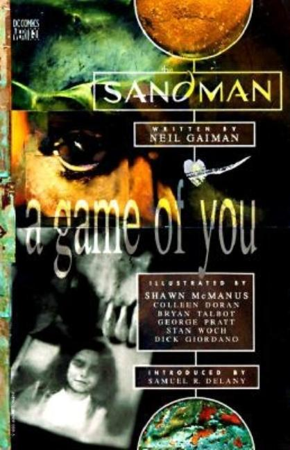 Sandman Library : A Game of You. NEIL GAIMAN