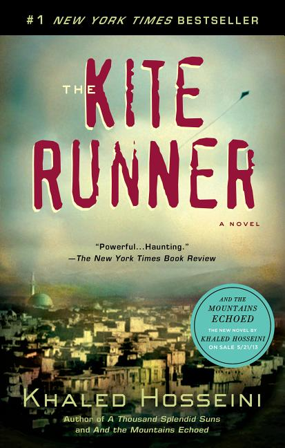 The Kite Runner. KHALED HOSSEINI.