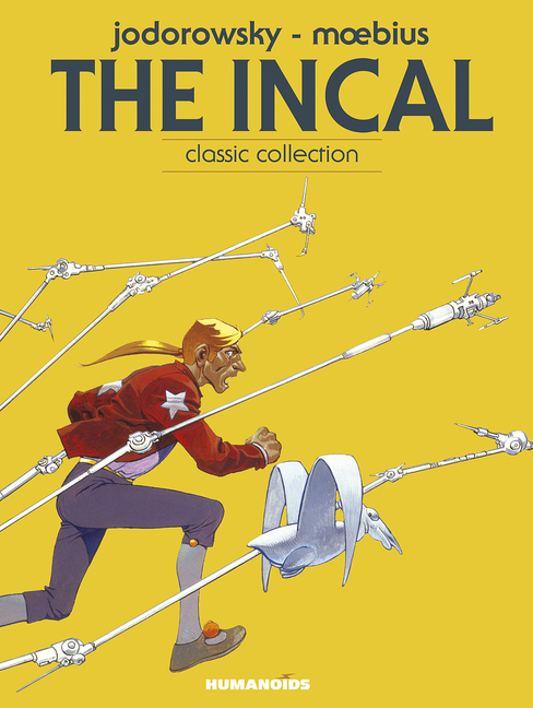 The Incal: Classic Collection. Moebius Alexandro Jodorowsky